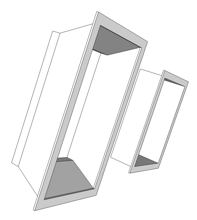 interior window lining